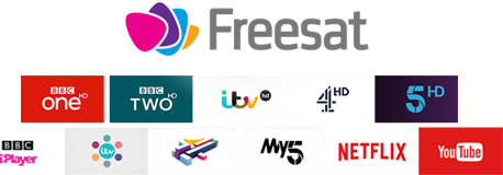 Independent Freesat installer London